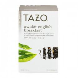 Tazo Tea Filter Bags Awake English Breakfast - 20 CT