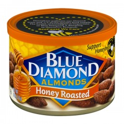 Blue Diamond Almonds Honey Roasted