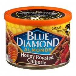 Blue Diamond Almonds Honey Roasted Chipotle
