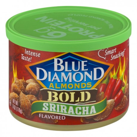 Blue Diamond Almonds Bold Sriracha
