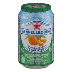 San Pellegrino Sparkling Clementine Beverage Clementina