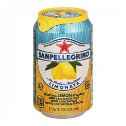 San Pellegrino Sparkling Lemon Beverage
