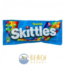Skittles Bite Size Candies Tropical