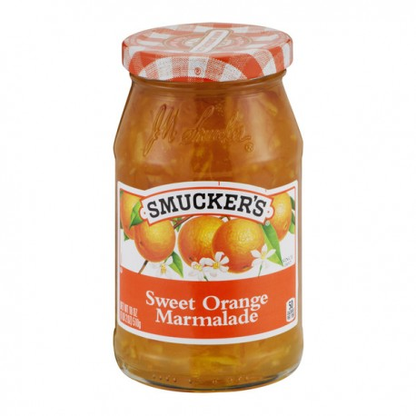 Smucker's Sweet Orange Marmalade