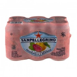 Sanpellegrino Sparkling Prickly Pear & Orange