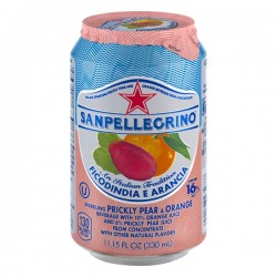 Sanpellegrino Sparkling Prickly Pear & Orange Beverage