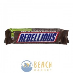 Snickers Milk Chocolate Bar Rebellious