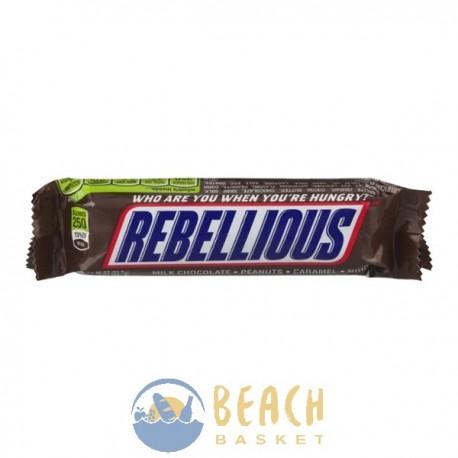 Snickers Milk Chocolate Bar Rebellious