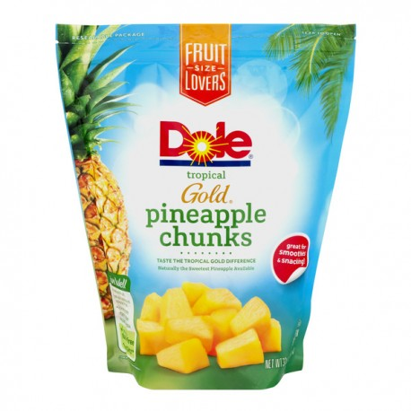 Dole Tropical Gold Pineapple Chunks