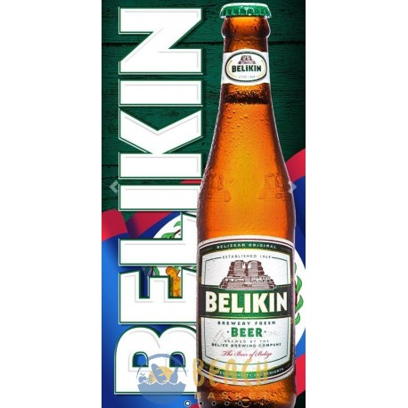 Belikin Lager - CASE OF 24
