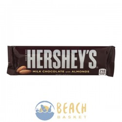HERSHEY'S Milk Chocolate Bars with Almond