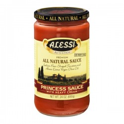 Alessi Princess Sauce with Heavy Cream