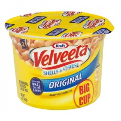 Kraft Velveeta Shells & Cheese Original Big Cup