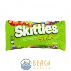 Skittles Bite Size Candies Sour
