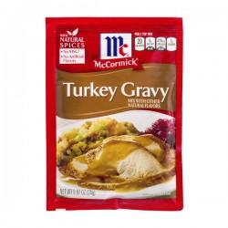 McCormick Turkey Gravy Mix