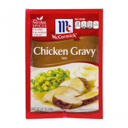 McCormick Chicken Gravy Mix
