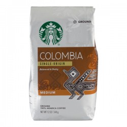 Starbucks Colombia Medium Ground Coffee