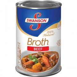 Swanson® Beef Broth, 14.5 oz.