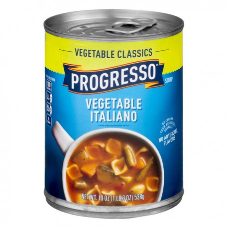 Progresso™ Low Fat Vegetable Classics Vegetable Italiano Soup 19 oz Can