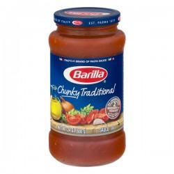 Barilla Pasta Chunky Traditional Sauce