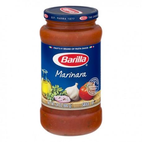 Barilla Pasta Marinara Sauce