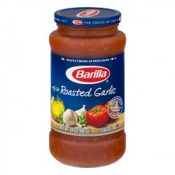 Barilla Pasta Roasted Garlic Sauce