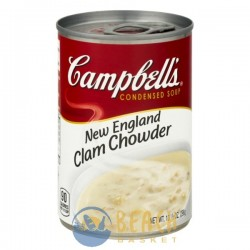 Campbell's Condensed Soup New England Clam Chowder