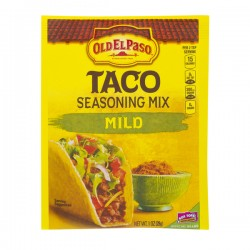 Old El Paso™ Taco Mild Seasoning Mix 1 oz. Packet