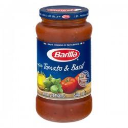 Barilla Pasta Tomato & Basil Sauce