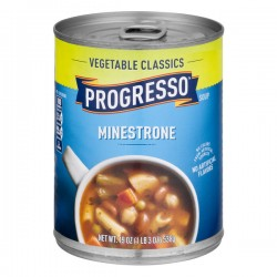 Progresso™ Low Fat Vegetable Classics Minestrone Soup 19 oz Can