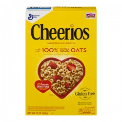 Cheerios™ Gluten Free Cereal 12 oz Box