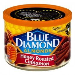 Blue Diamond Almonds Honey Roasted Cinnamon
