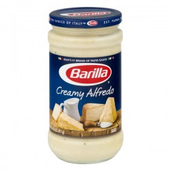 Barilla Pasta Creamy Alfredo Sauce