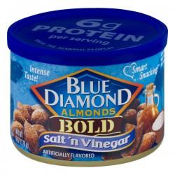 Blue Diamond Almonds Bold Salt 'n Vinegar