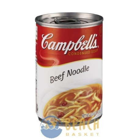 Campbell's Beef Noodle Condensed Soup