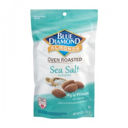Blue Diamond Almonds Oven Roasted Sea Salt Almonds