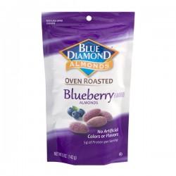 Blue Diamond Almonds Oven Roasted Blueberry Almonds