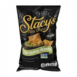 Stacy's Pita Chips Fire Roasted Jalapeno