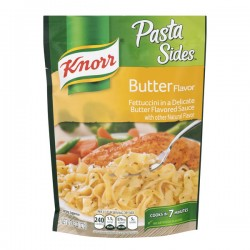 Knorr Pasta Sides Fettuccini Butter Flavor