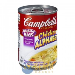 Campbell's Healthy Kids Chicken Alphabet Condensed Soup