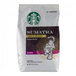 Starbucks Sumatra Dark Ground Coffee
