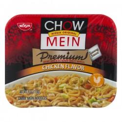 Nissin Original Chow Mein Premium Savory Sauce Chicken Flavor