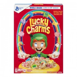 Lucky Charms™ Gluten Free Cereal 11.5 oz. Box