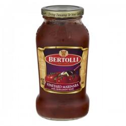 Bertolli Sauce Vineyard Marinara with Burgundy WIne