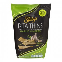 Stacy's Pita Thins Garlic & Herbs