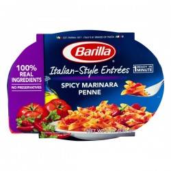 Barilla Italian-Style Entrees Spicy Marinara Penne