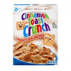 Cinnamon Toast Crunch™ Cereal 12.2 oz Box