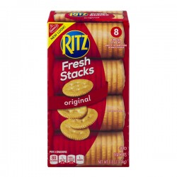 Nabisco Ritz Crackers Original Fresh Stacks - 8 CT