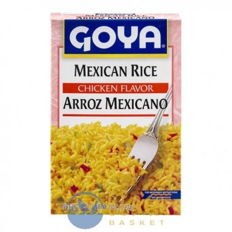 Goya Mexican Rice Chicken Flavor