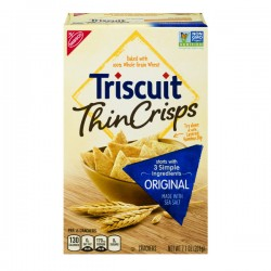 Triscuit Thin Crisps Crackers Original